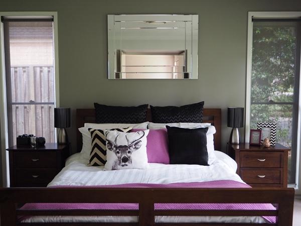 Master Bedroom Make Over