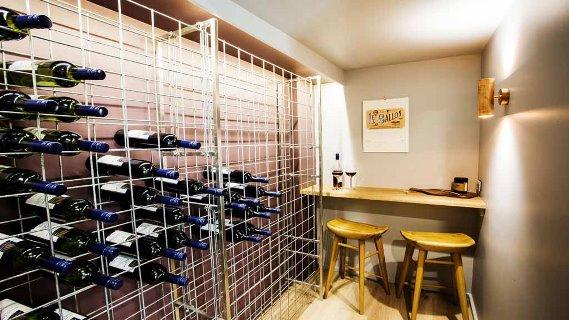 Jess & Ayden's Wine Cellar