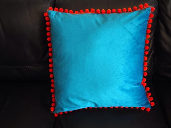 Hello new cushion