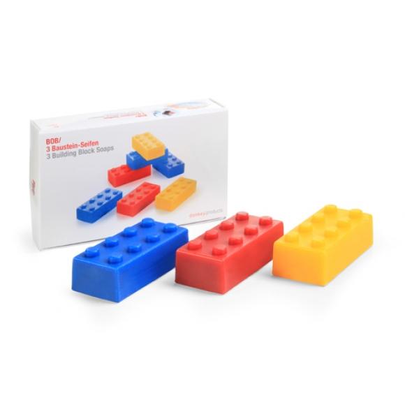 Lego Soap Via