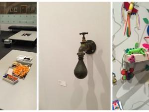 Kindergartent Excursion and Plumbing art