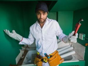 plumbing jobs turn into a nightmare