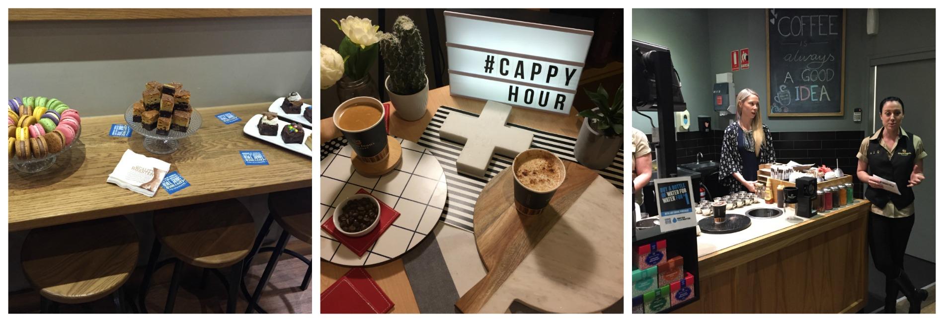 my last minute coffee date