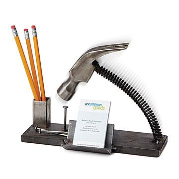 nail tool desk organiser