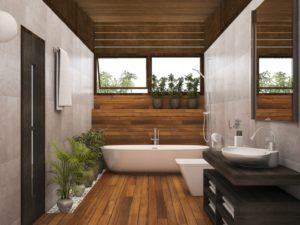 contemporary bathroom in 2017