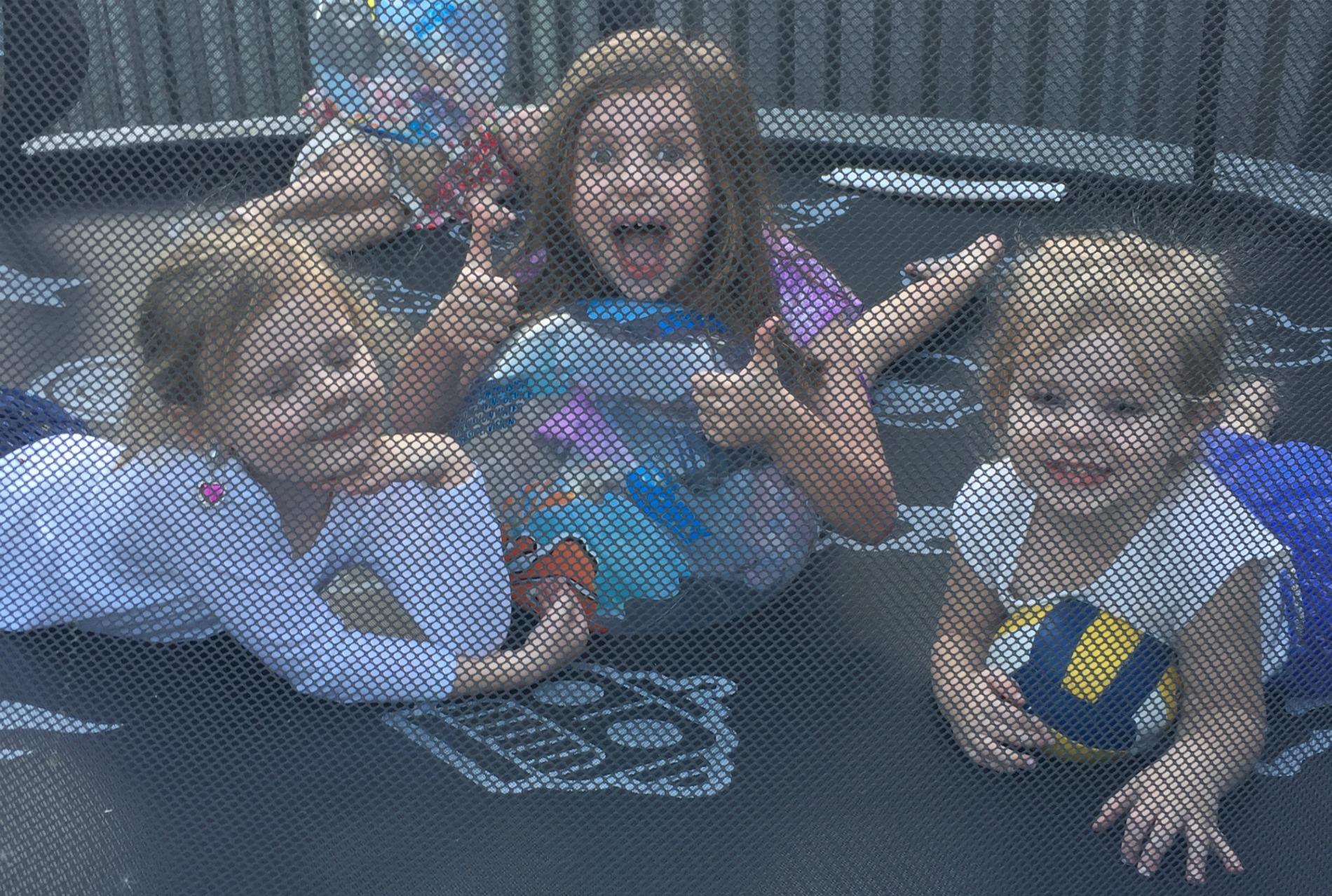 parties make the best childhood memories