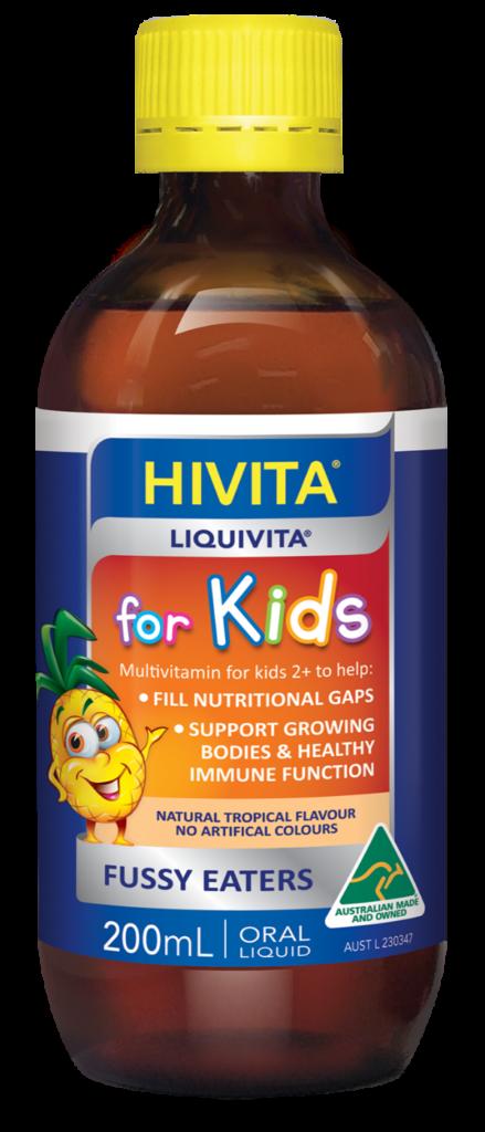 hivita for kids multivitamin for kids