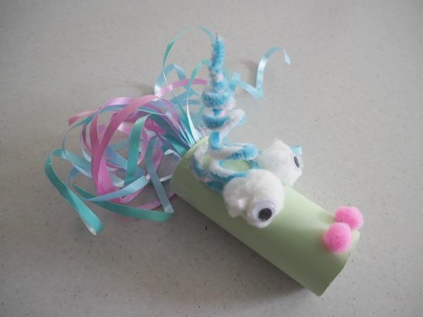 Unicorn Toilet Roll Craft The Plumbette