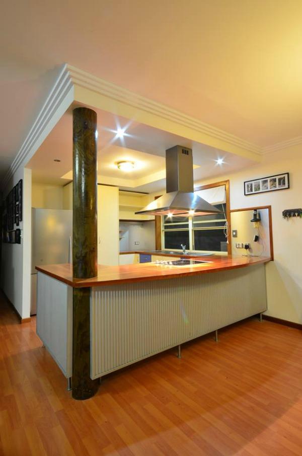 Kitchen renovation 2003