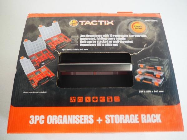 Bunnings Tactix storage cases