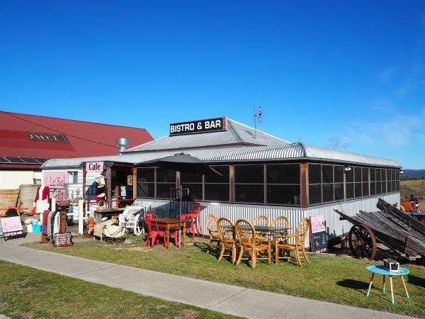 le bel vintage cafe stanthorpe