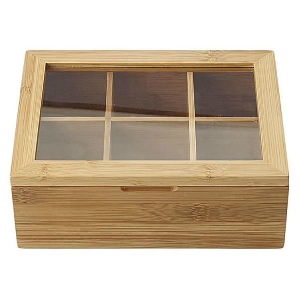 tea storage box for essential oils