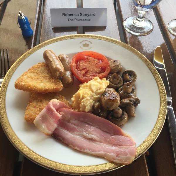 parliament house female plumbers breakfast