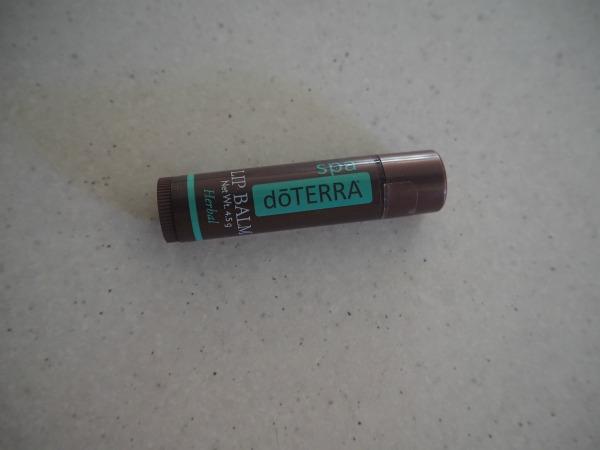 doTERRA lip balm for tradies