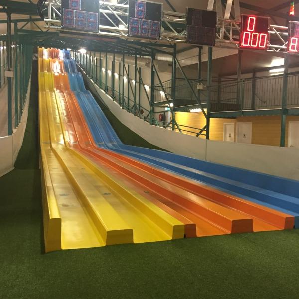 Big Banana Slide Top kids attraction