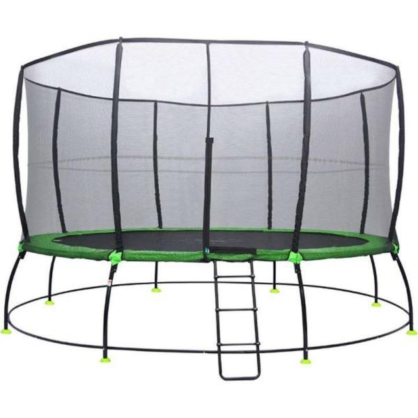 14 foot springless trampoline