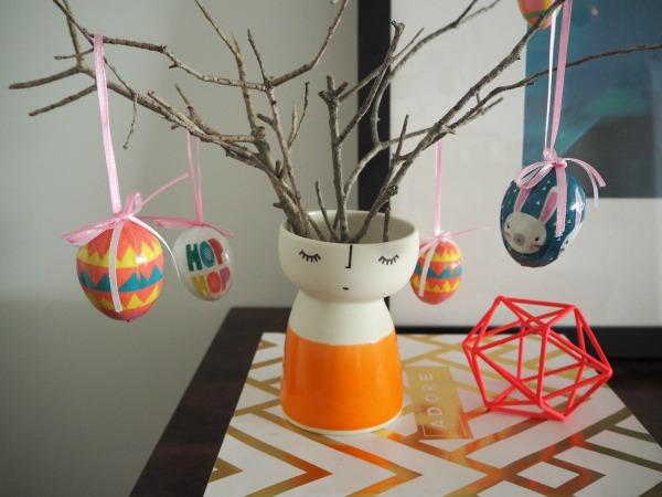Easter Decorating Vanessa Bean