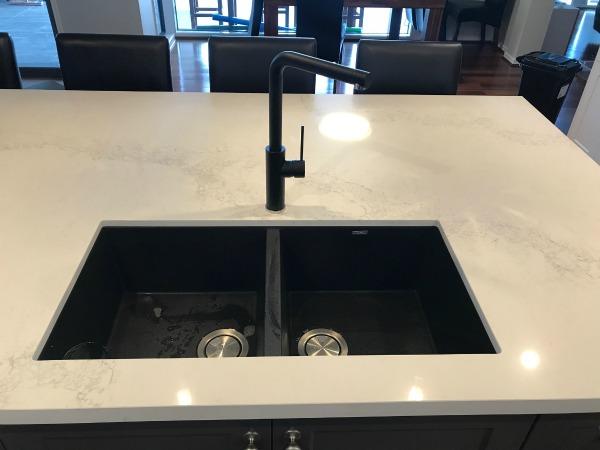 oliveri kitchen sink and mixer