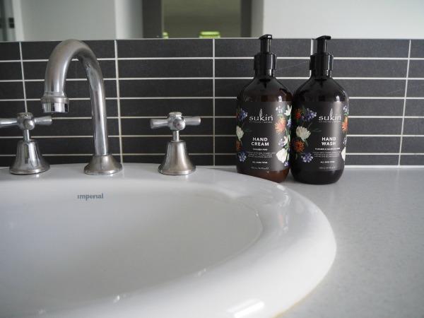 dark botle handwash