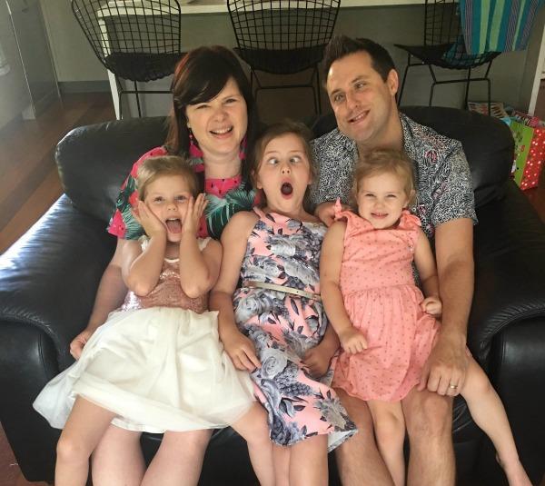 The plumbette family photo