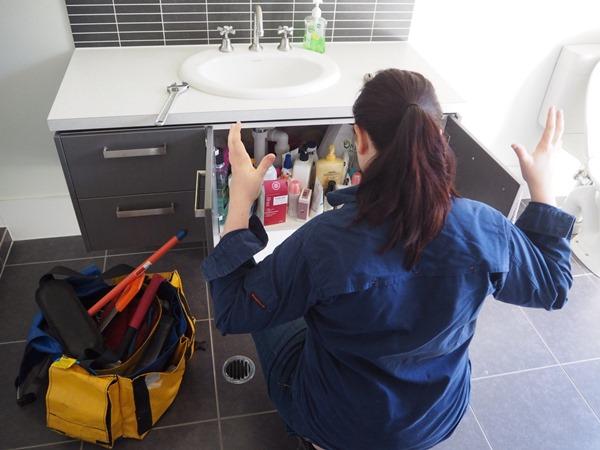 Vanity cupboard Frustration9
