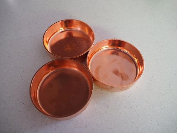 Copper Caps