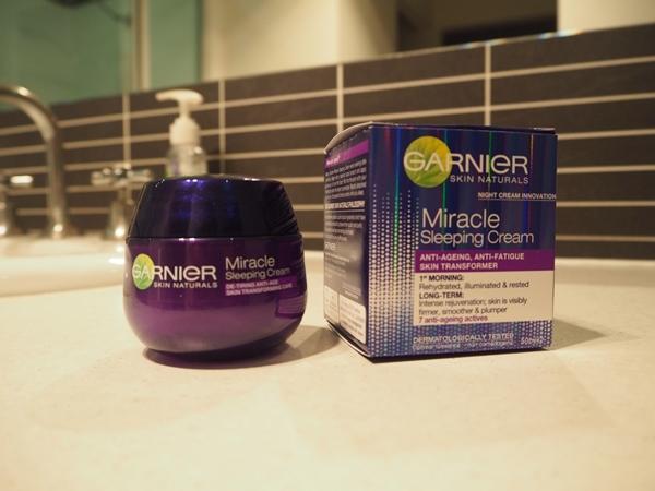 Garnier Miracle Night Cream