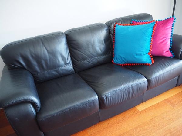 Kmart cushion hack