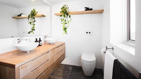 The Block Master Bathroom Reveals Recap The Plumbette