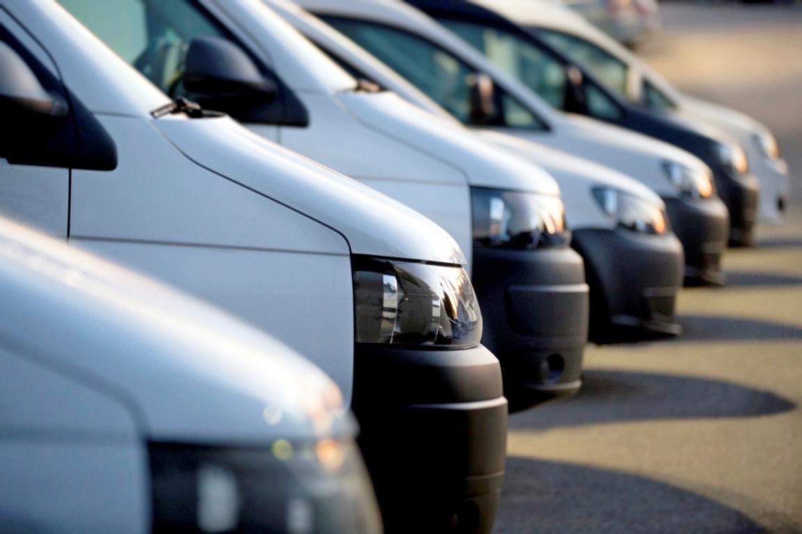vans or utes for tradies