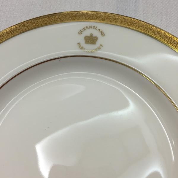 QLD Parliament Plate