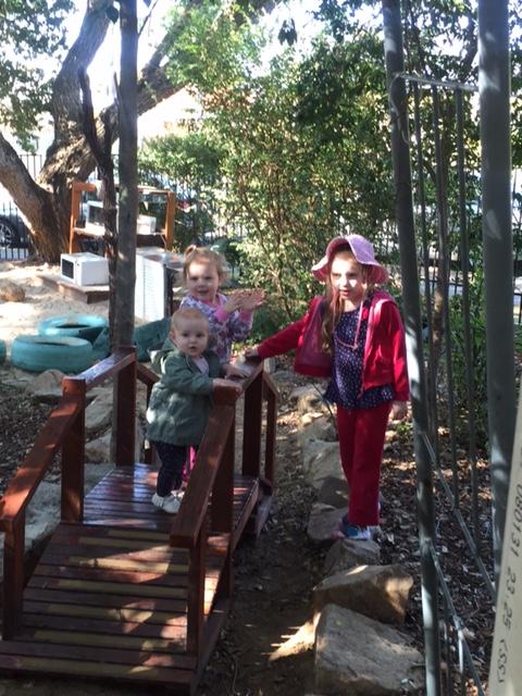 kids enjoying Kindy