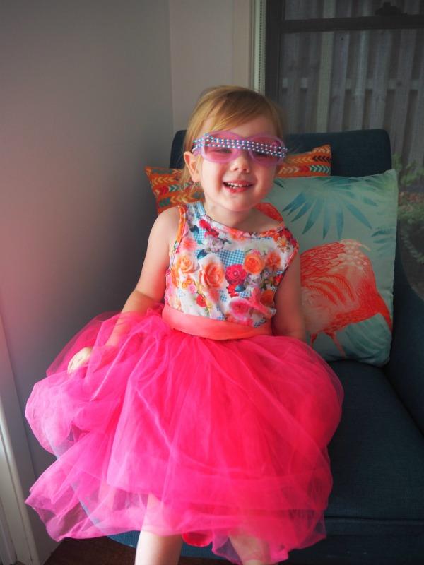 Barbie glasses