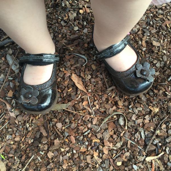 Phoebe's feet
