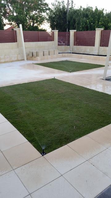 Jarrah Jungle courtyard