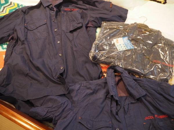 plumbing shirts