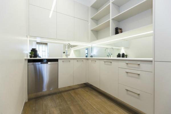 kim and chris kitchen the block 2017