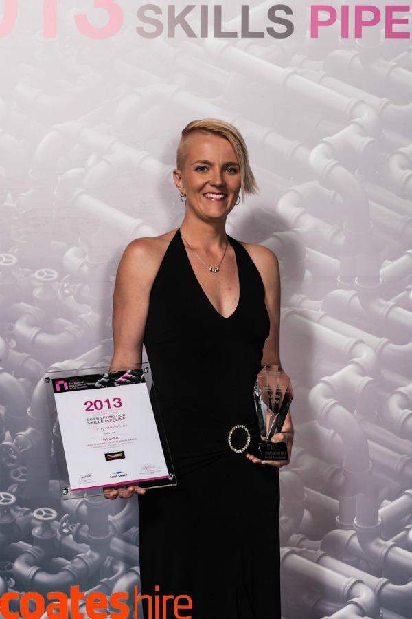 Carlie award winning plumber