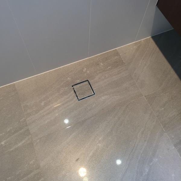 concealed floor waste