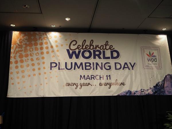 world plumbing day 2017