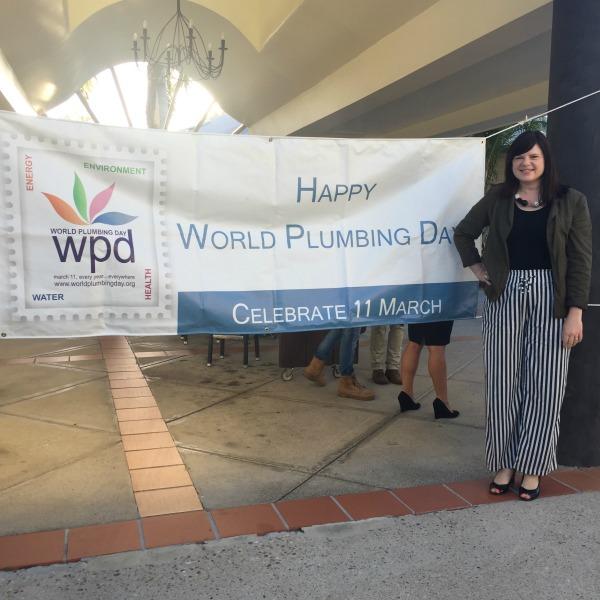 Female Ambassador for Plumbing 2017
