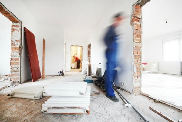 delays renovating a bathroom