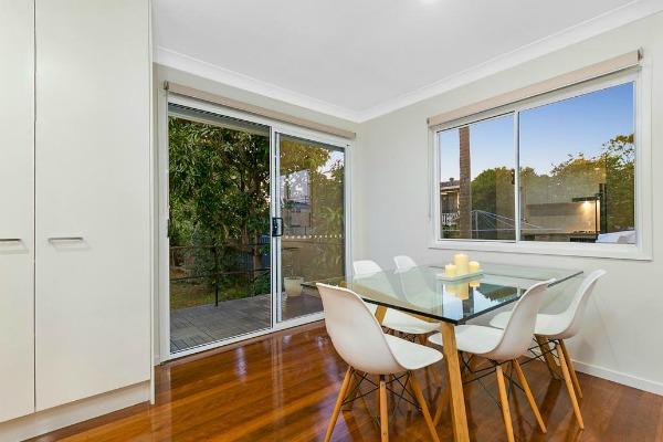 stylish home renovation