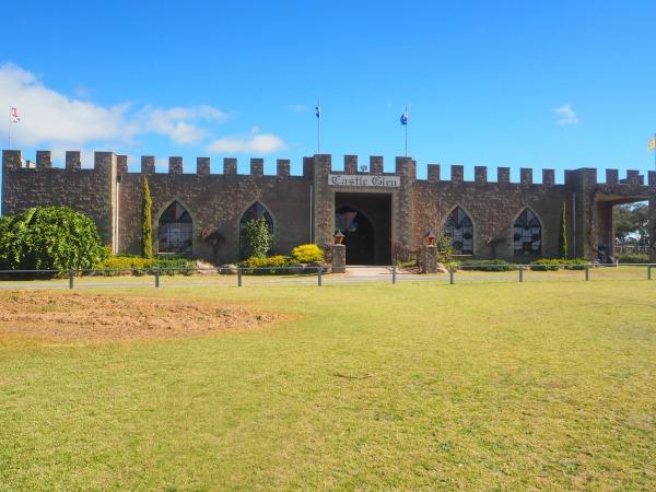 kid friendly family getaway to stanthorpe castle glen