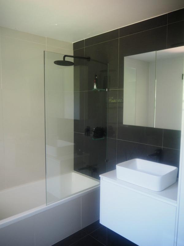 bathroom renovation after