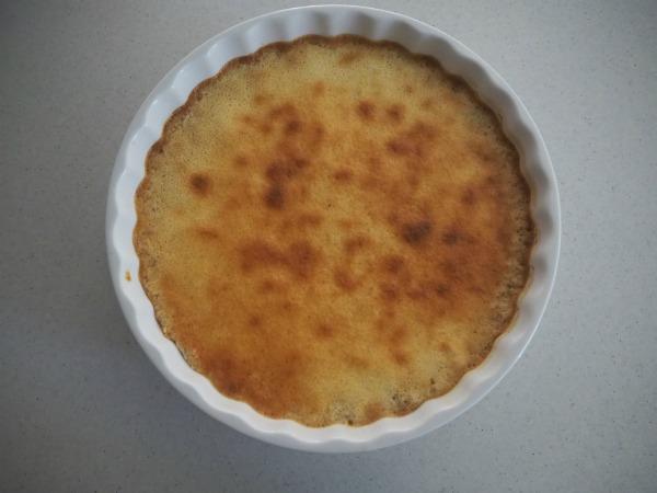 Mandarin Meringue pie