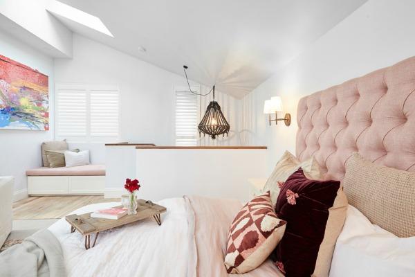Josh and Elyse Master bedroom