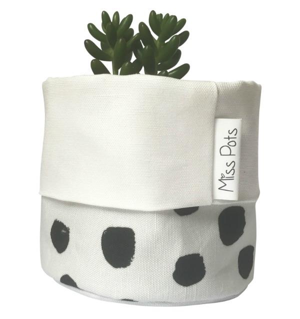 miss pots spotty pouch