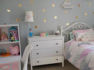Esther's New Bedroom - Girl's Bedroom Makeover