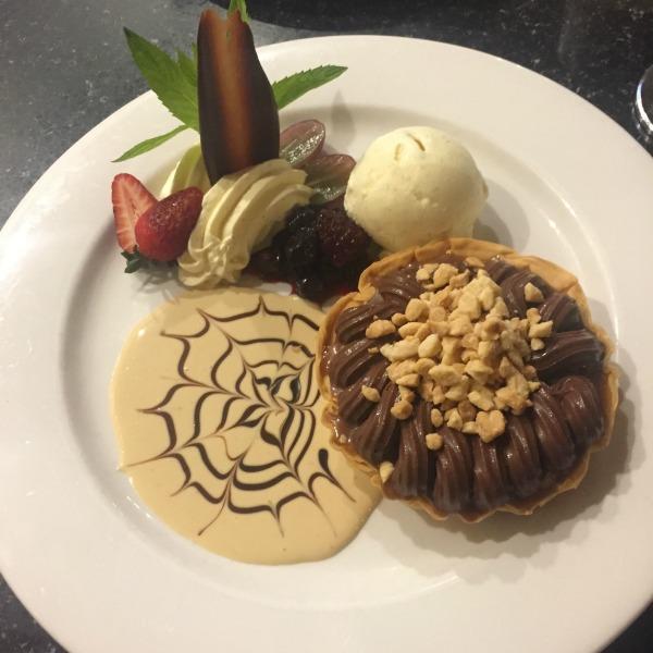 dessert Novotel Coffs Harbour